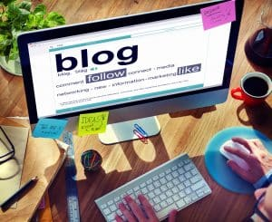 How to get your blog noticed